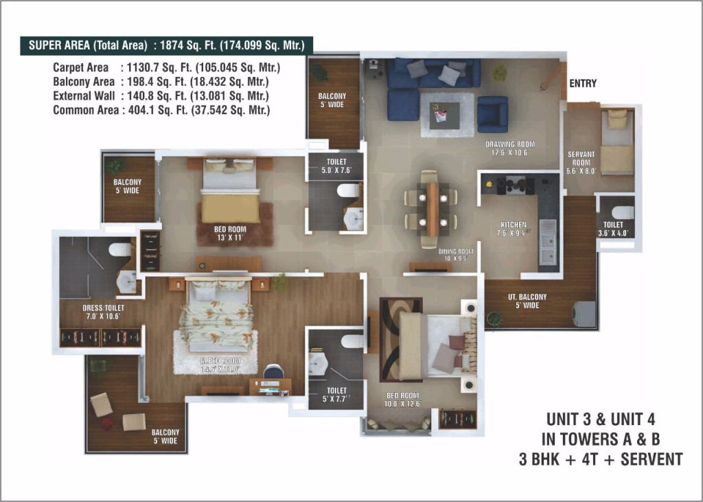 ratan pearls floor plan6