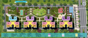 Ratan Pearls site-plan